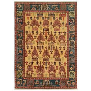 Yenikoy carpet beige/green 17983