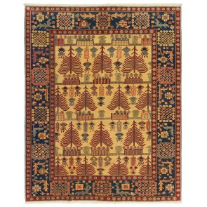 Yenikoy Carpet Blue/Beige 18209