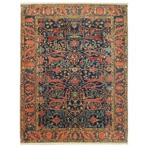 Yenikoy Carpet Blue 19036
