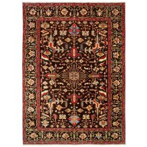 Yenikoy Carpet Black 22445