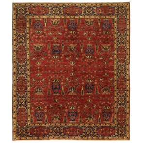 Aryana Carpet Red 289 x 249 - 22504