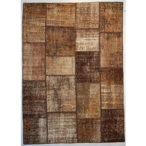 Patchwork carpet