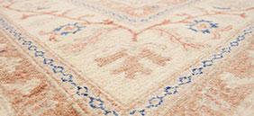 Oriental Samarkand & Ziegler Carpets