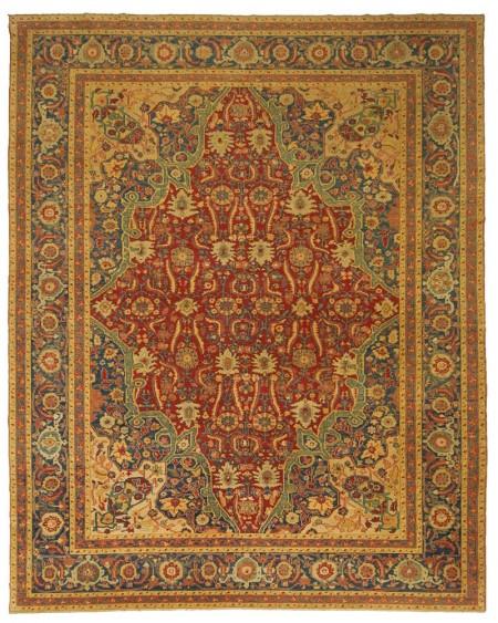 Zara Carpet Tabriz 361 x 290 23759