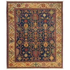 Yenikoy Carpet Blue/Cream 19031