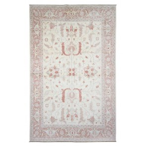 Samarkand Carpet Cream Brown 3,22 x 2,02 - 30196