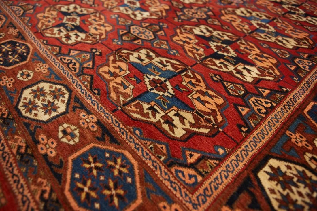 Handgeknoopt Tapijt Herkennen : Bidjar tapijten perzische tapijten tapijt encyclopedie grav