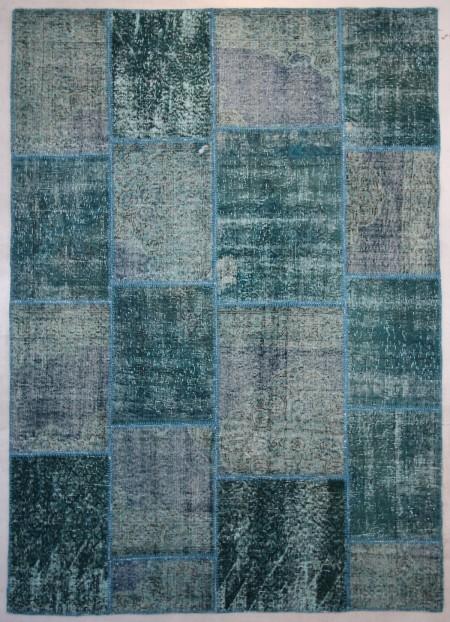 Patchwork tapijt