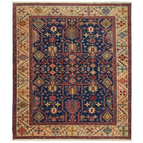 Yenikoy Carpet Blue 18991
