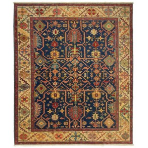 Yenikoy Carpet Blue/Cream 19031