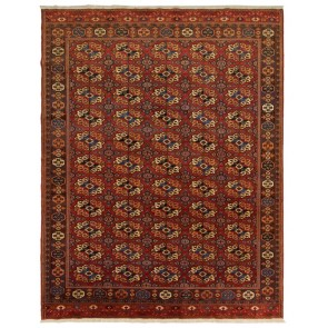 Bokhara Carpet Red 297 x 233 - 19087