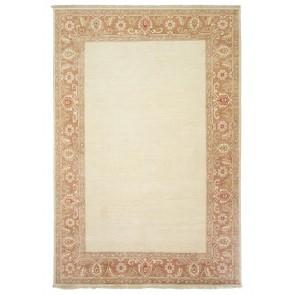 Samarkand Carpet Cream Brown 29596