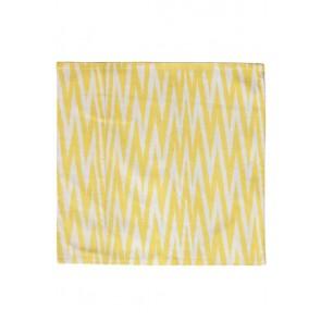 Silk Ikat Pillow 50 x 50 GEW ZigZag 2