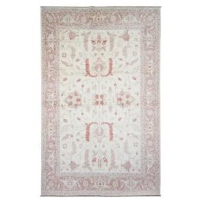 Samarkand Carpet Cream Brown 3,22 x 2,02 - 30196