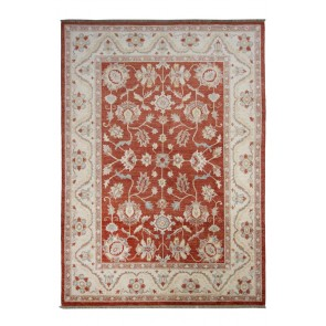 Samarkand Rug - Red - Cream - 2,33 x 1,69 - 30169