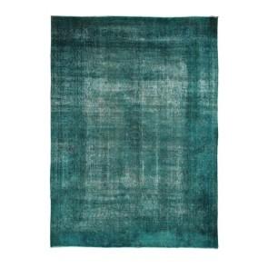 Vintage Carpet Green 390 x 290 30119