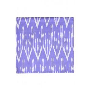 Silk Ikat Pillow 50 x 50 PW Oorbel 1