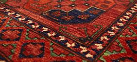 Afghaanse Ersari tapijten