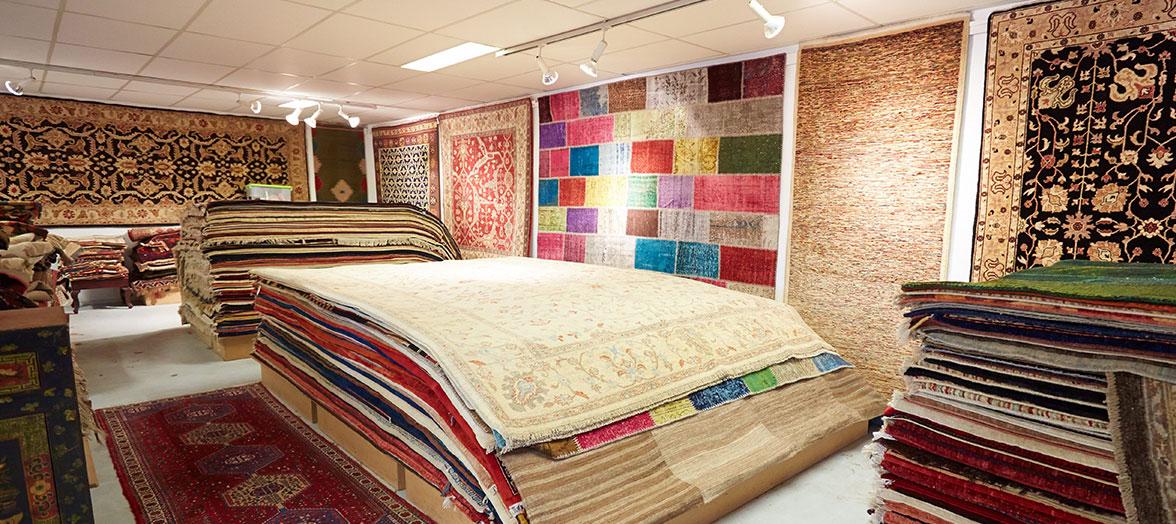 30 dagen bedenktijd op al onze Oosterse en Perzische tapijten en kelims